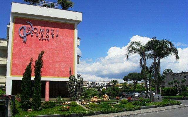 Отель Pompei Resort Италия, Помпеи - 1 отзыв об отеле, цены и фото номеров - забронировать отель Pompei Resort онлайн вид на фасад