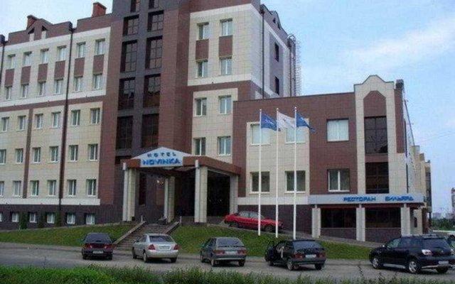 Гостиница Новинка парковка