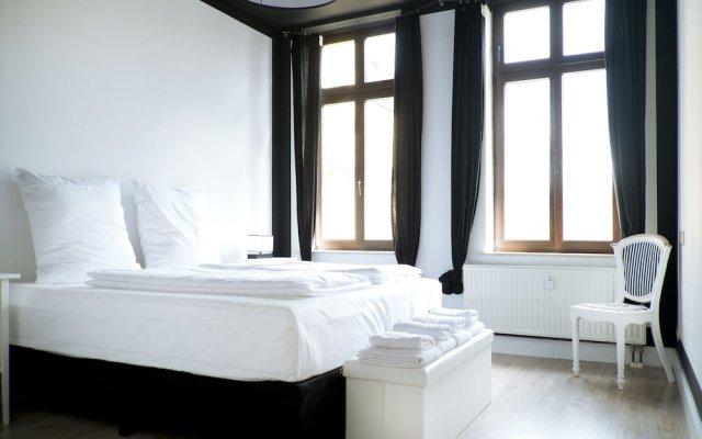Отель Leipzig Suites am Rathaus - Barcelona комната для гостей