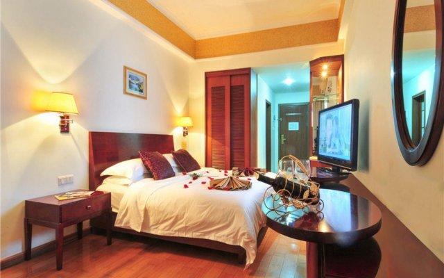 Sanya Xinhai Sunshine Hotel комната для гостей