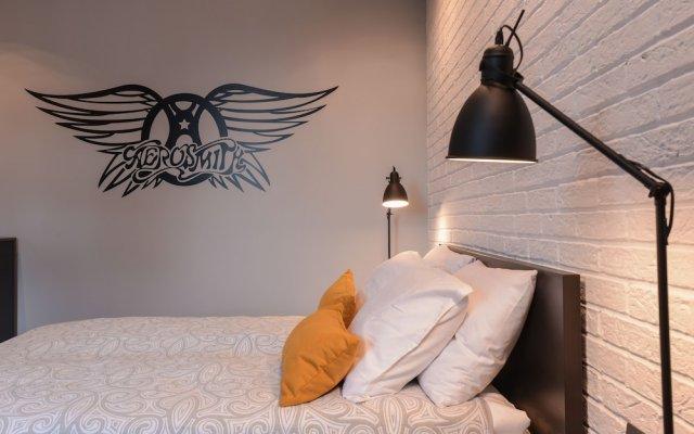Отель FM Luxury 1-BDR Apartment - Rock'n'Roll Болгария, София - отзывы, цены и фото номеров - забронировать отель FM Luxury 1-BDR Apartment - Rock'n'Roll онлайн