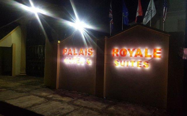 Palais Royale Hotel & Suites вид на фасад