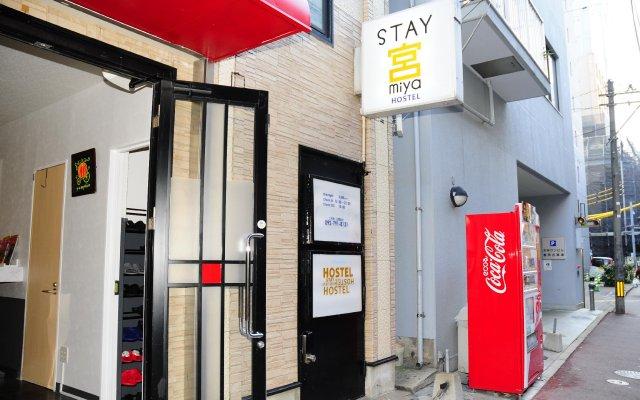 Отель Stay Miya Япония, Тэндзин - отзывы, цены и фото номеров - забронировать отель Stay Miya онлайн вид на фасад
