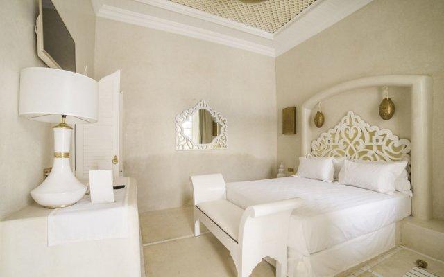 Отель Riad Palais Blanc Марокко, Марракеш - отзывы, цены и фото номеров - забронировать отель Riad Palais Blanc онлайн комната для гостей