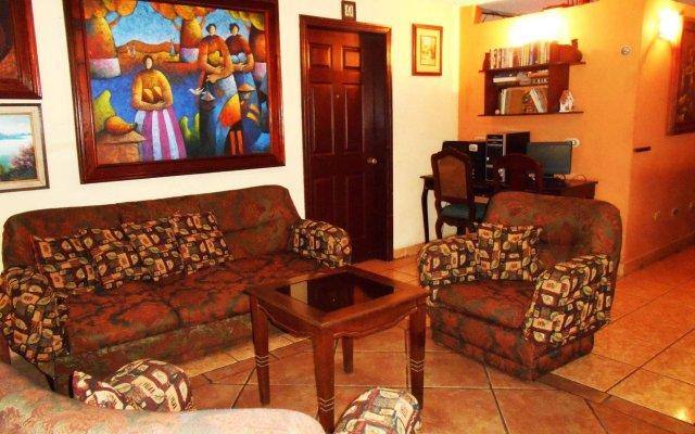 Отель Suites Los Jicaros комната для гостей