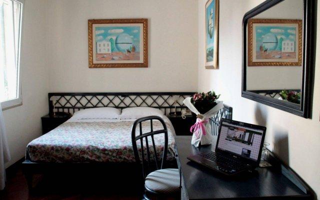 Отель Zodiacus Бари комната для гостей
