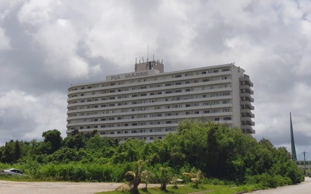 Отель HANA House вид на фасад