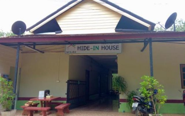 Отель Hide in House Ланта вид на фасад