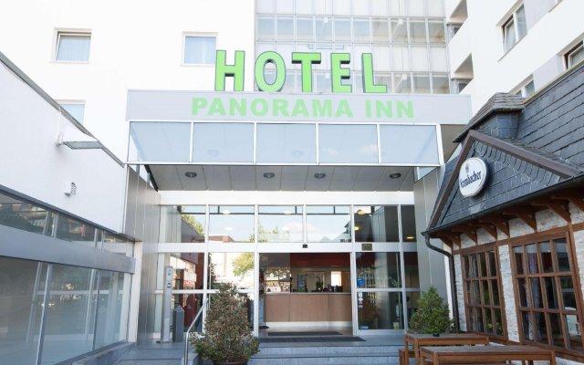 Panorama Inn Hotel und Boardinghaus вид на фасад