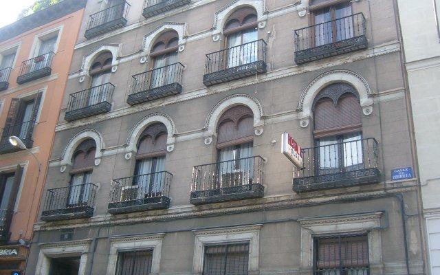 Отель Hostal Olga Испания, Мадрид - 1 отзыв об отеле, цены и фото номеров - забронировать отель Hostal Olga онлайн вид на фасад