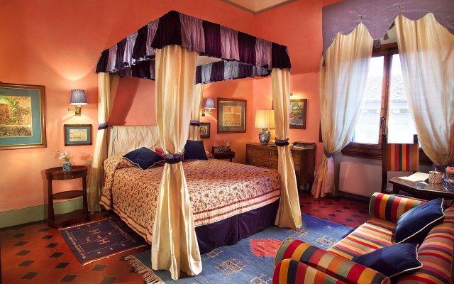 Отель Antica Dimora Johlea интерьер отеля