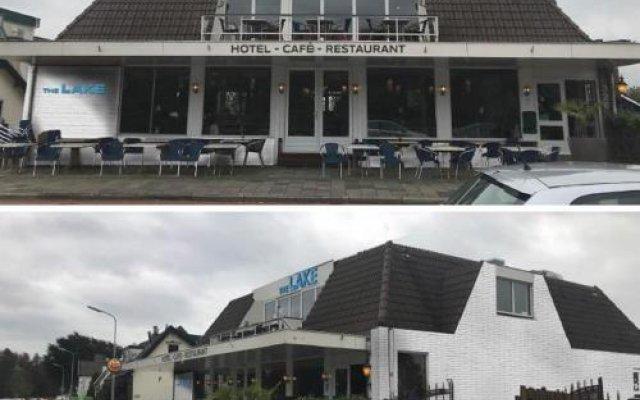 Отель The Lake Hotel Amsterdam Airport Нидерланды, Бадхевердорп - 1 отзыв об отеле, цены и фото номеров - забронировать отель The Lake Hotel Amsterdam Airport онлайн вид на фасад