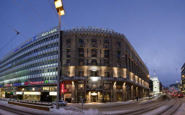 Отель Seurahuone Hotel Финляндия, Хельсинки - - забронировать отель Seurahuone Hotel, цены и фото номеров вид на фасад