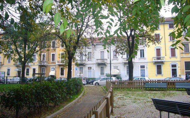 Отель ASPROMONTE Милан