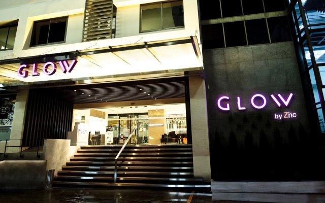 Trinity Silom Hotel вид на фасад