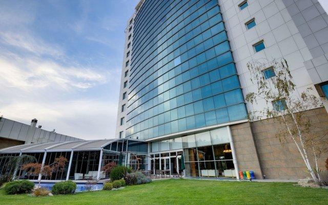 Baia Bursa Hotel Турция, Бурса - отзывы, цены и фото номеров - забронировать отель Baia Bursa Hotel онлайн вид на фасад