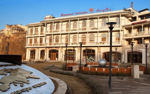 Отель Копала Рике вид на фасад