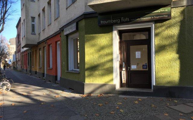 Отель Traumberg Flats Германия, Берлин - отзывы, цены и фото номеров - забронировать отель Traumberg Flats онлайн вид на фасад