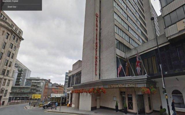 Renaissance Manchester City Centre Hotel вид на фасад