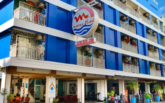 ?Baya Phuket Hotel вид на фасад