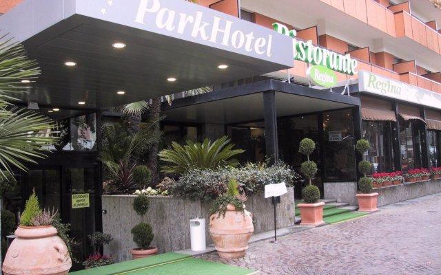 Park Hotel Rimini Римини вид на фасад
