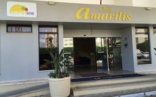 Отель Smartline Club Amarilis Португалия, Портимао - отзывы, цены и фото номеров - забронировать отель Smartline Club Amarilis онлайн вид на фасад