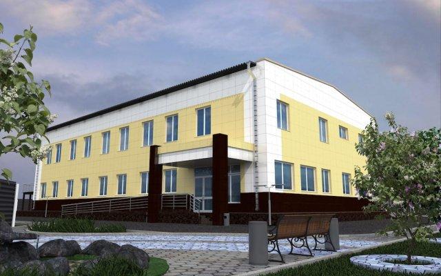 Гранд-Отель вид на фасад