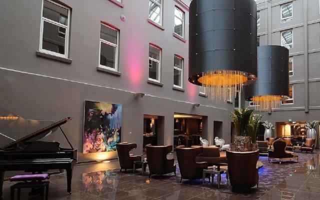 Отель Clarion Hotel Ernst Норвегия, Кристиансанд - отзывы, цены и фото номеров - забронировать отель Clarion Hotel Ernst онлайн интерьер отеля