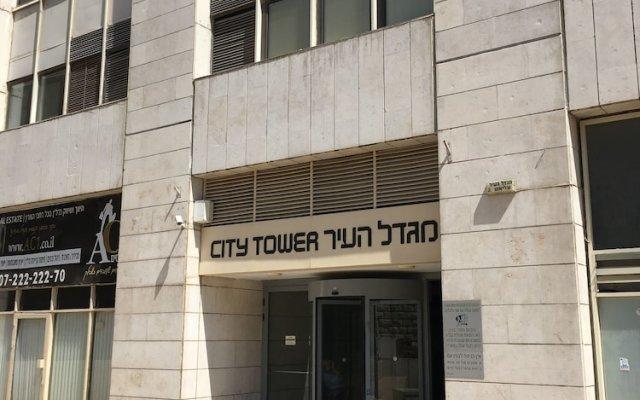 Jerusalem city view Израиль, Иерусалим - отзывы, цены и фото номеров - забронировать отель Jerusalem city view онлайн вид на фасад