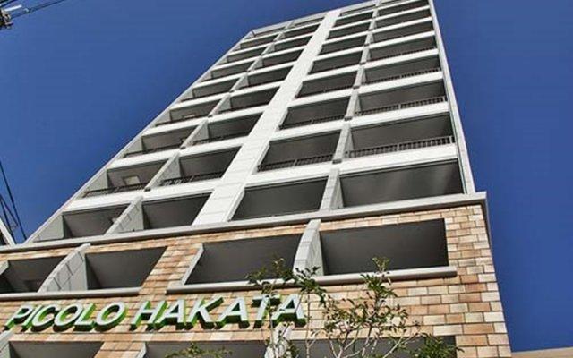 Отель Picolo Hakata Хаката вид на фасад
