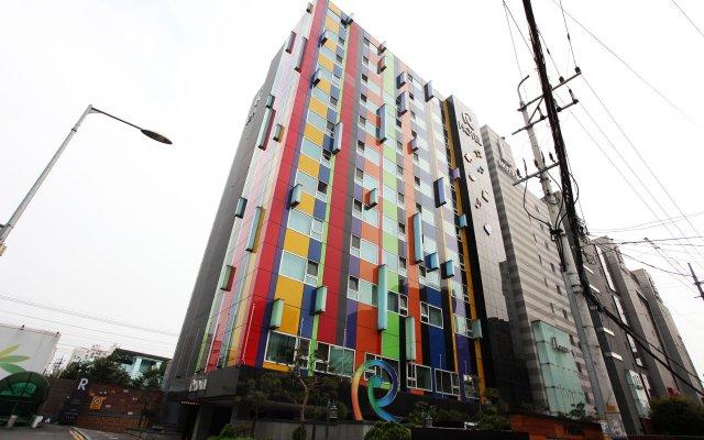 Life Style R Hotel вид на фасад