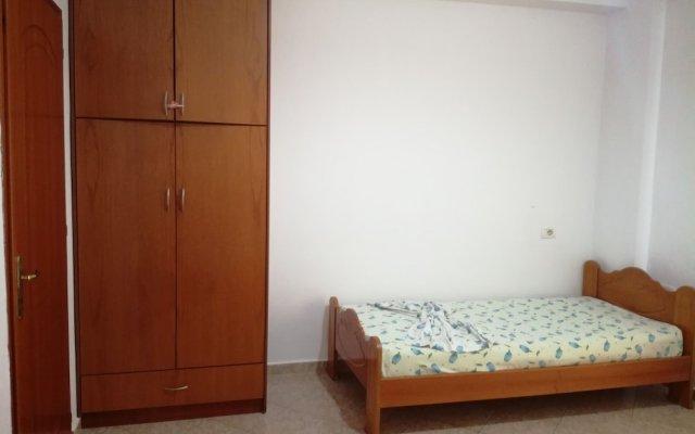 Отель Skrapalli Албания, Ксамил - отзывы, цены и фото номеров - забронировать отель Skrapalli онлайн комната для гостей
