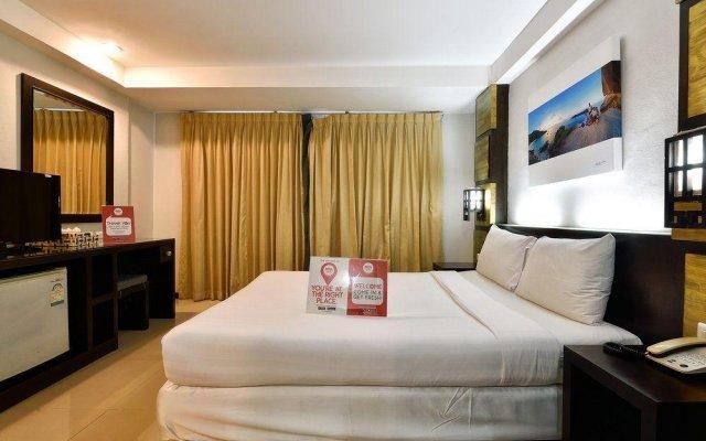 Отель NIDA Rooms Talat Yai Robinson комната для гостей
