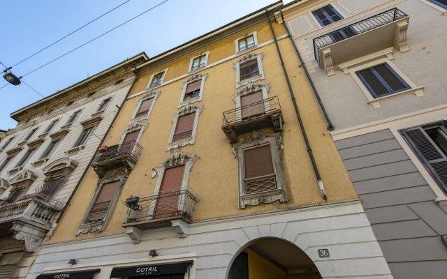 Отель Bnbutler - San Marco Италия, Милан - отзывы, цены и фото номеров - забронировать отель Bnbutler - San Marco онлайн вид на фасад