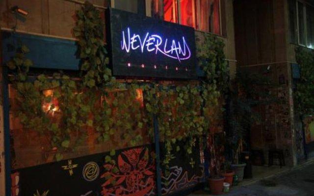 Neverland Hostel Стамбул вид на фасад