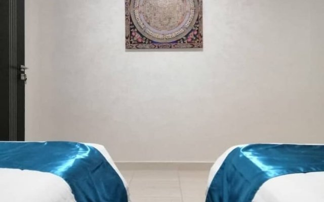 Valencia Hotel Appart in Nouadhibou, Mauritania from 97$, photos, reviews - zenhotels.com guestroom