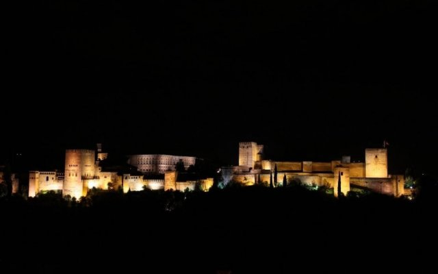 Apartment Albayzin View to Alhambra