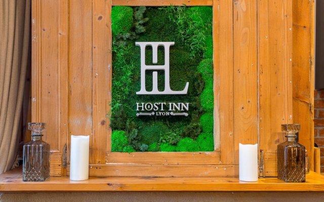 Отель Host Inn Coeur Vieux Lyon & SPA вид на фасад