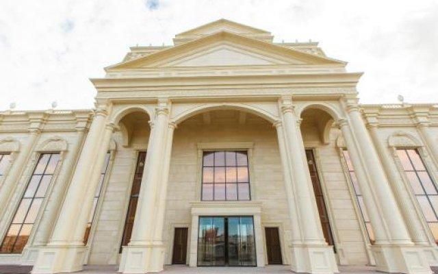 Гостиница Sultan Palace Hotel Казахстан, Атырау - отзывы, цены и фото номеров - забронировать гостиницу Sultan Palace Hotel онлайн вид на фасад