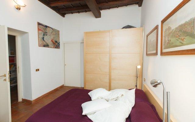 Апартаменты Ripa Terrace Trastevere Apartment комната для гостей