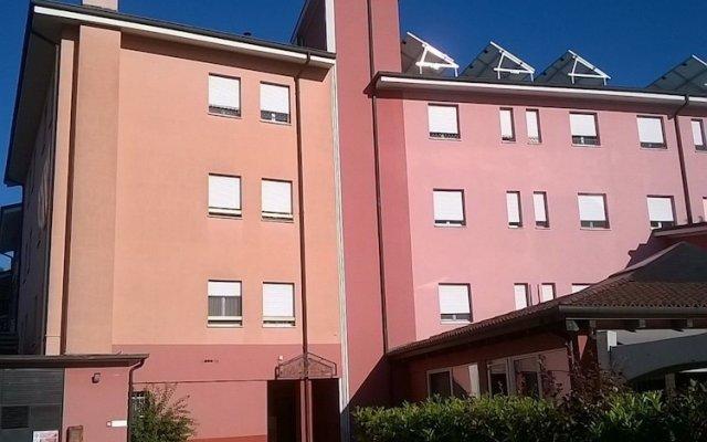 Отель Albergo Zoello Je Suis вид на фасад