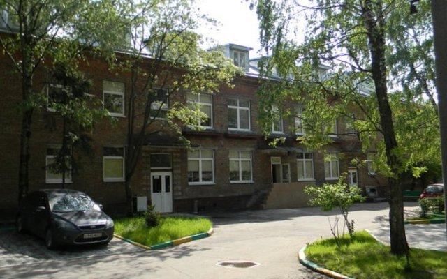 Гостиница АВИТА вид на фасад