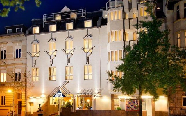Kastens Hotel вид на фасад