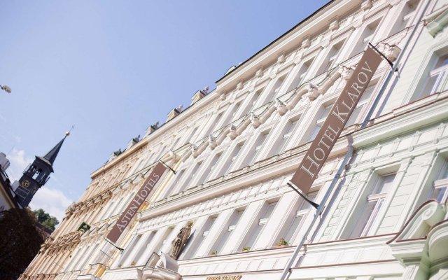 Hotel Klarov вид на фасад