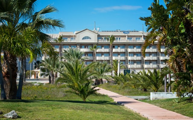 Elba Motril Beach & Business Hotel вид на фасад