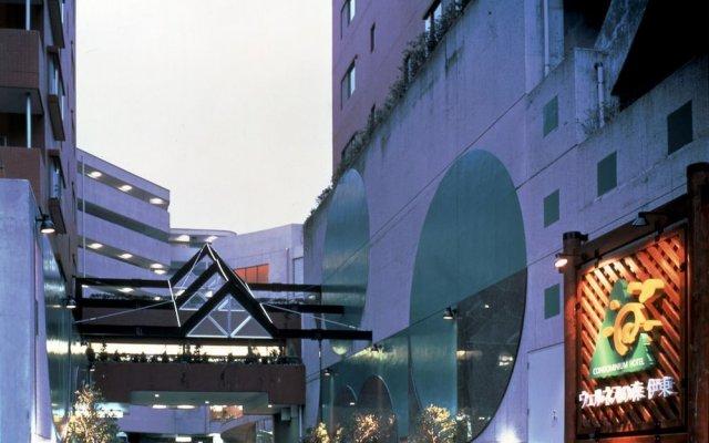 Отель Wellness Forest Ito Ито вид на фасад