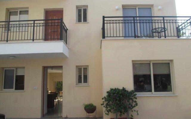 Апартаменты Byreva Apartments вид на фасад