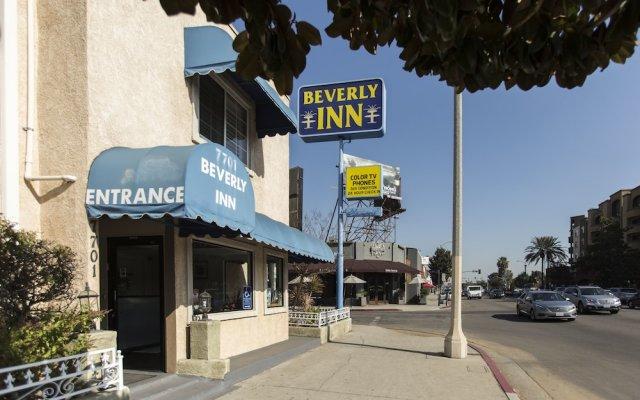 Отель Beverly Inn США, Лос-Анджелес - отзывы, цены и фото номеров - забронировать отель Beverly Inn онлайн вид на фасад