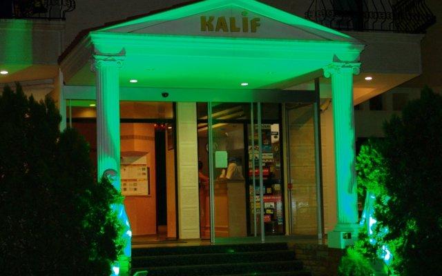 Kalif Hotel Турция, Айвалык - отзывы, цены и фото номеров - забронировать отель Kalif Hotel онлайн вид на фасад