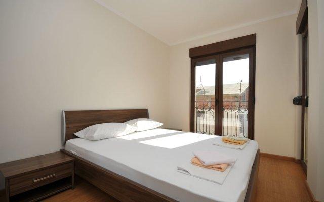 Отель Maini Черногория, Будва - отзывы, цены и фото номеров - забронировать отель Maini онлайн вид на фасад